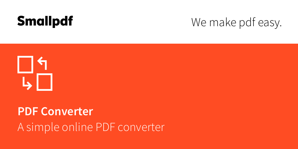 Pdf Converter Convert Files To And From Pdfs Free Online