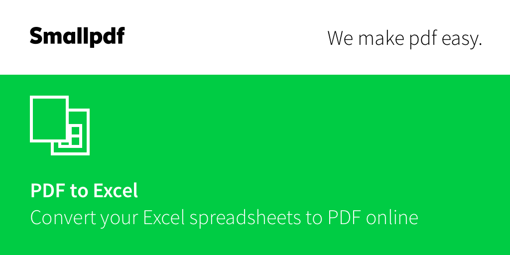 Ediblewildsus  Inspiring Pdf To Excel Converter  Smallpdf  Free With Goodlooking Excel Vba Dateserial Besides Free Excel Test Prep Furthermore Excel Vlookup Multiple Conditions With Agreeable Excel Th Wheel For Sale Also Excel Count Color In Addition Microsoft Excel Graph Templates And Scripting In Excel As Well As Excel Paystub Template Additionally Excel Vba And Statement From Smallpdfcom With Ediblewildsus  Goodlooking Pdf To Excel Converter  Smallpdf  Free With Agreeable Excel Vba Dateserial Besides Free Excel Test Prep Furthermore Excel Vlookup Multiple Conditions And Inspiring Excel Th Wheel For Sale Also Excel Count Color In Addition Microsoft Excel Graph Templates From Smallpdfcom