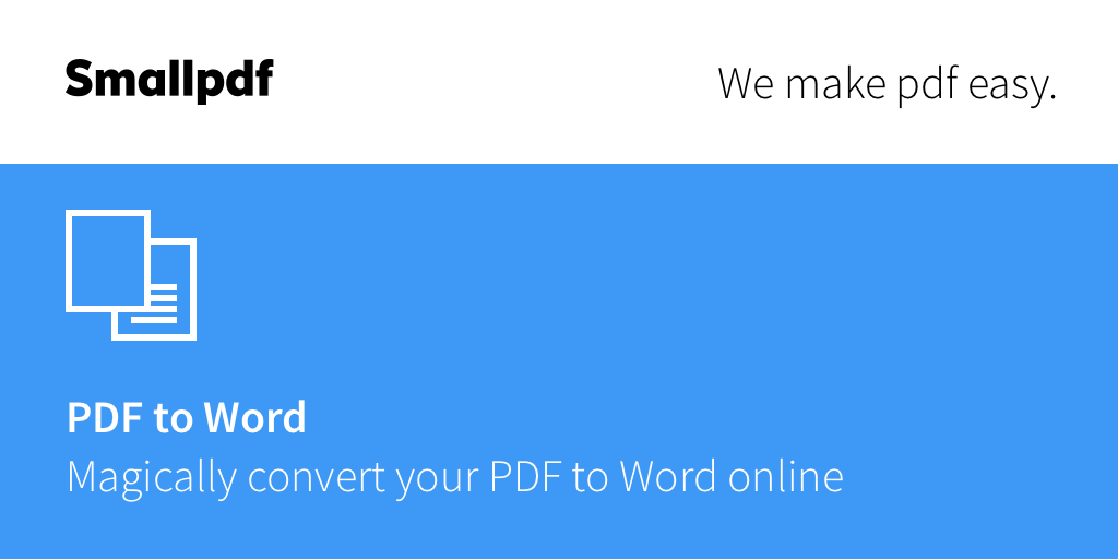 convert pdf to editable word document free download
