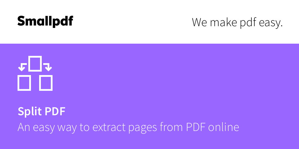 Online Pdf Splitter And Merger